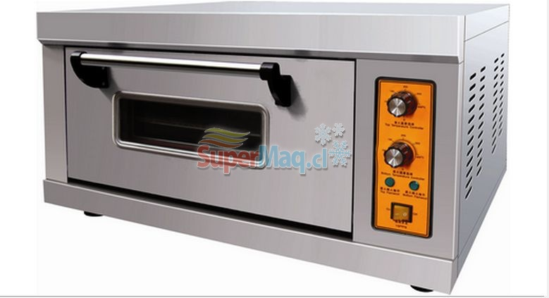 Horno electrico pizzero 66x53 kitchenette hornos for Hornos de cocina electricos